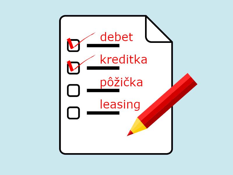 Zbaviť dlhov - snehová guľa