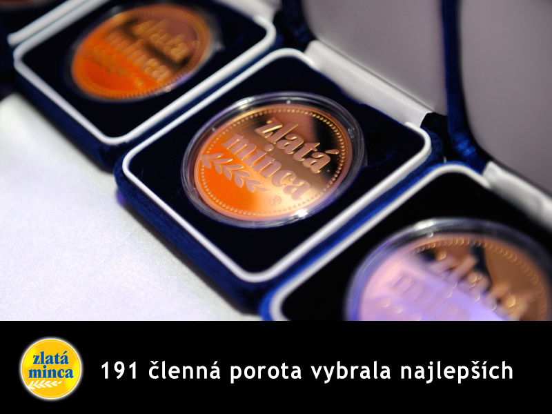Zlatá minca - Finporadna.sk