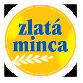 ZLATÁ MINCA - logo